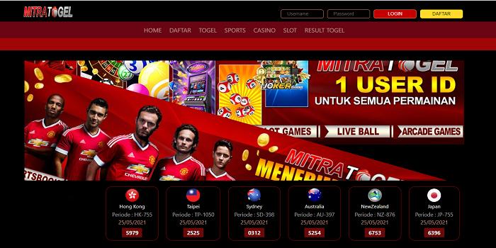 Online Gambling – Toto HK