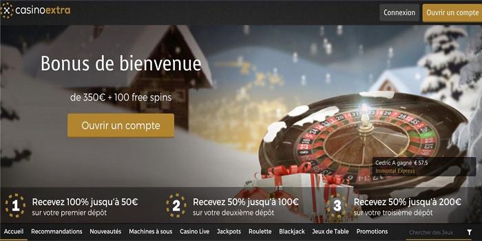Pai Gowon casinoextra.fr